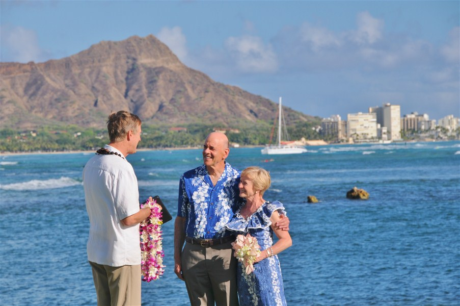 Magic Island Weddings