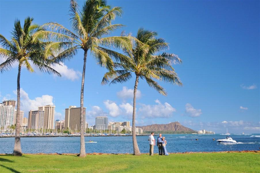 Hawaii Wedding Coordinator
