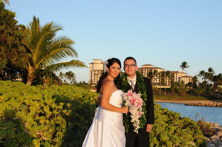Hawaiian Wedding Testimonial